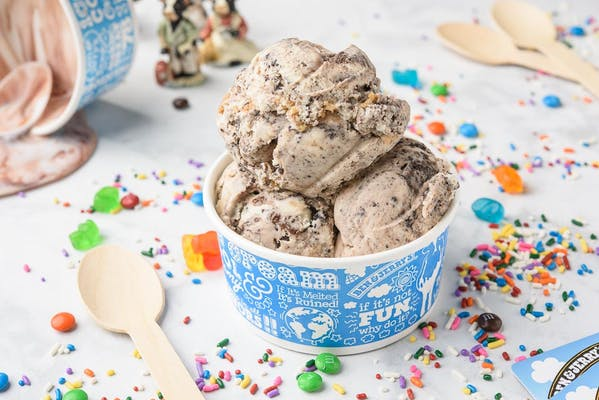 Milk & Cookies Ice Cream