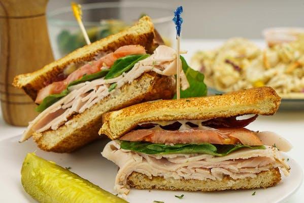 HS Club Sandwich