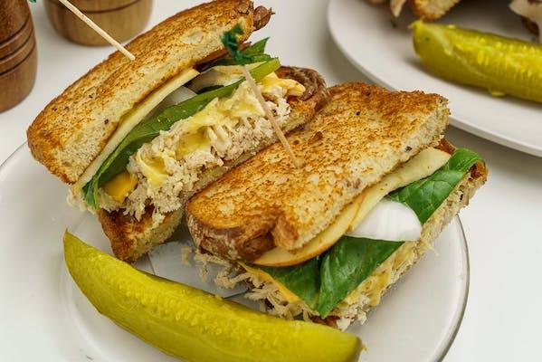 Johnny Mustard Seed Sandwich