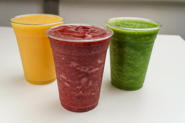 Berry Oxidant Juice