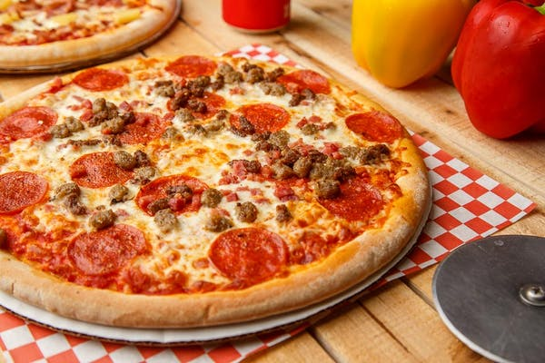 MeatMaster Pizza W/6 Meats