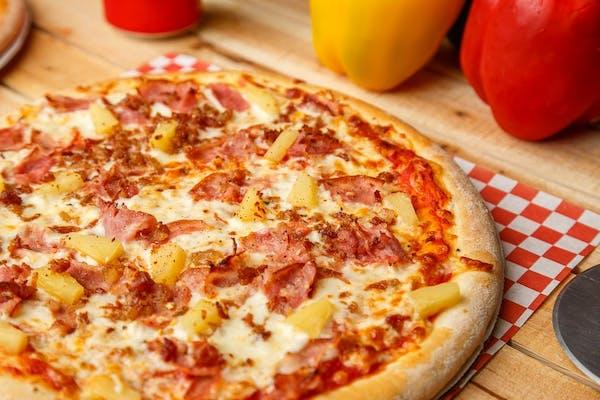 GA Hawaiian Pizza