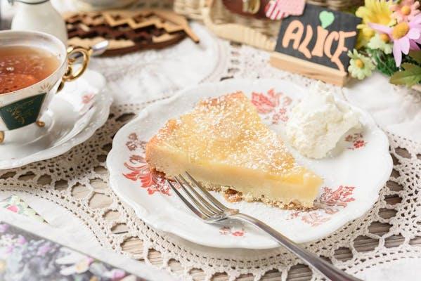 Pineapple Cake Renversé Slice
