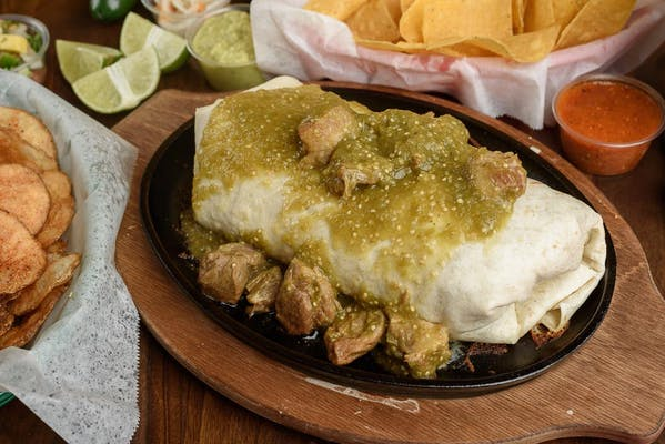 El Santi Burrito