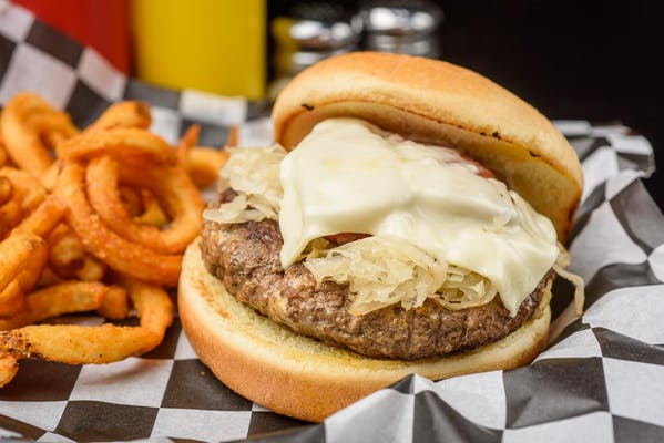 Cow & Pig Burger