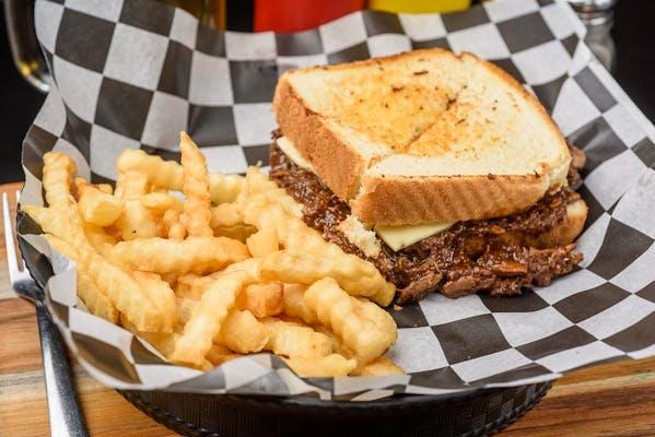 Texas BBQ Sandwich