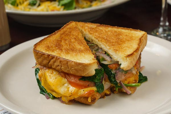 Cadillac Grilled Cheese