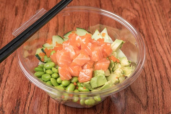 The Look Poke Bowl