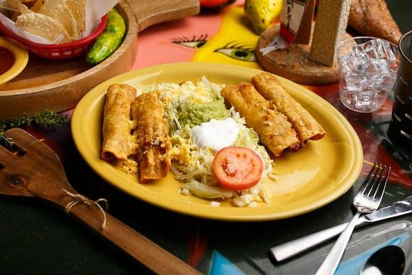 Taquitos Mexicanos (Flautitas)