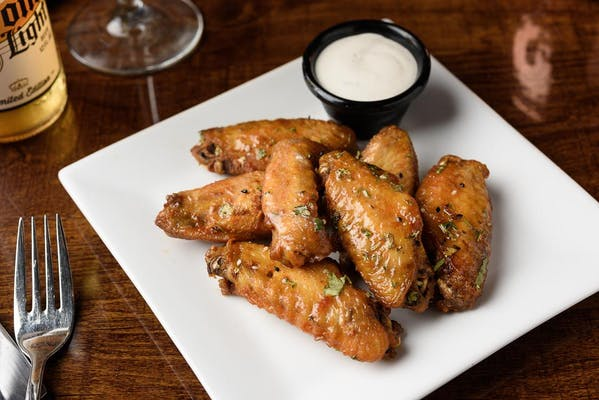 Clay Oven-Grilled Wings