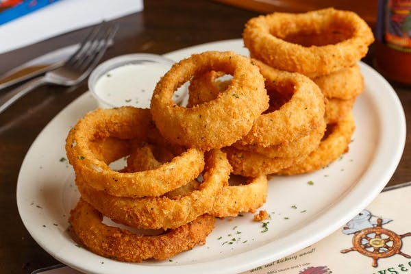 Cattleman's Onion Rings