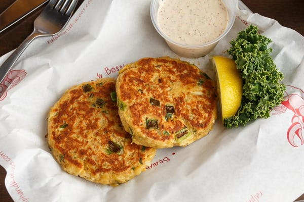 New Orleans Crab Cake