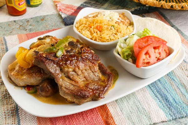 Pepito's Pork Chops