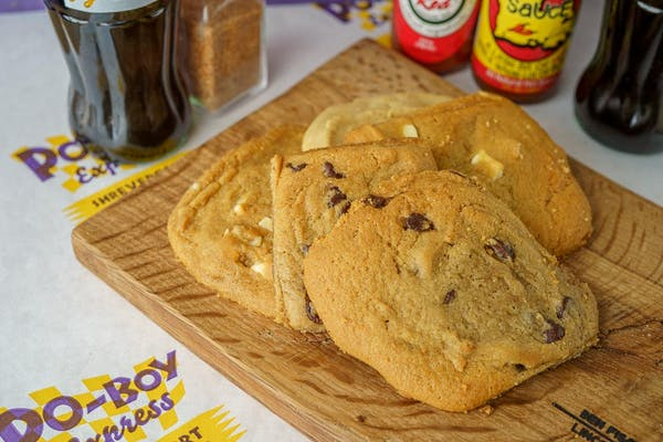 Fresh-Baked Cookie