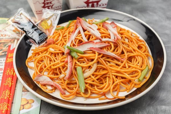 21. Roast Pork Lo Mein