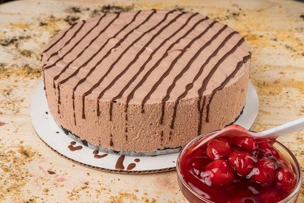 Black Forrest Cheesecake