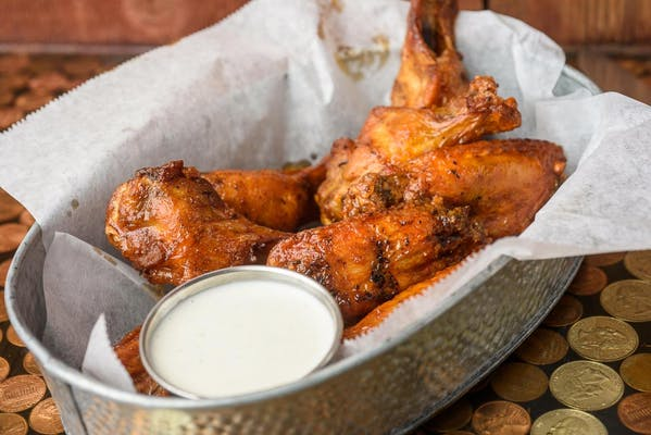 Bone-In Chicken Wings