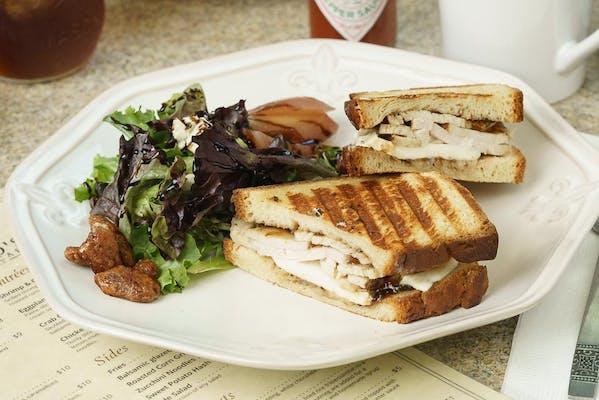 House-Smoked Turkey Sandwich