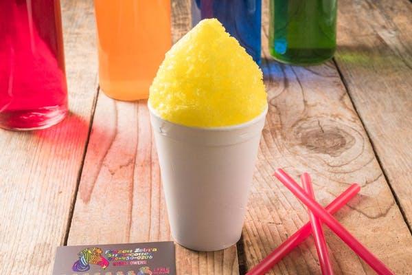 Sugar-Free Banana Snow Cone