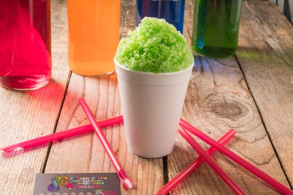 Green Apple Snow Cone