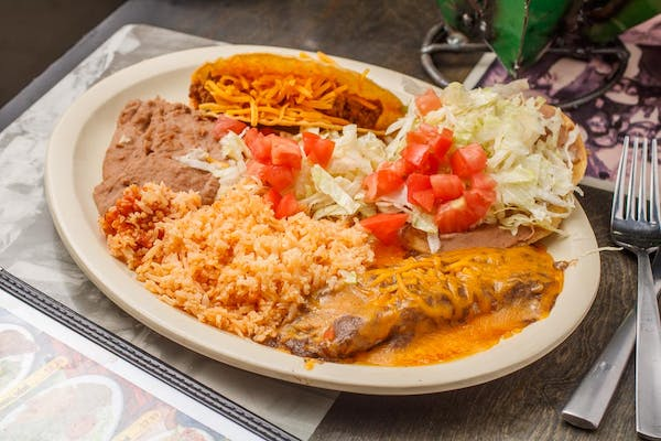24. Mexican Plate