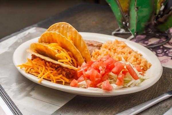 32. Crispy Tacos