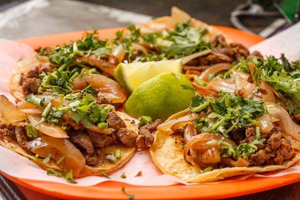 Taquitos Mexicanos (5 Mini Tacos)