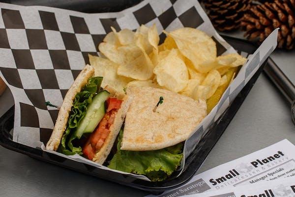 California Vegan Sandwich