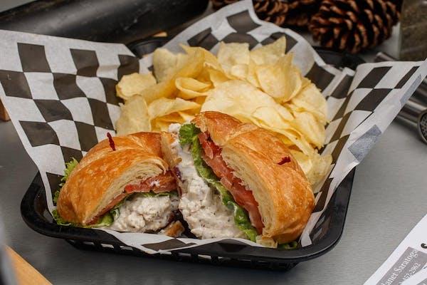 Belmont Croissant Sandwich
