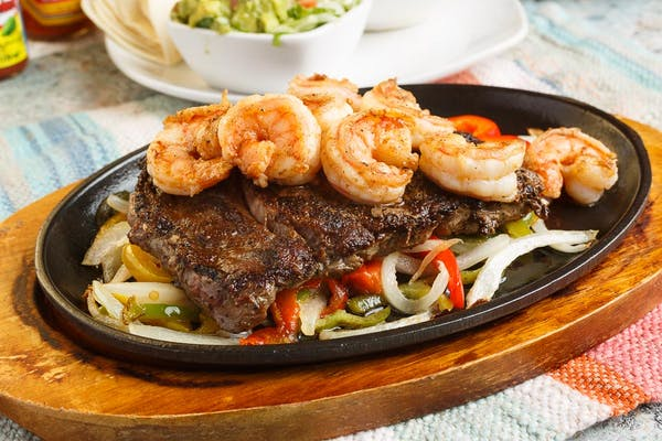 Ribeye & Shrimp
