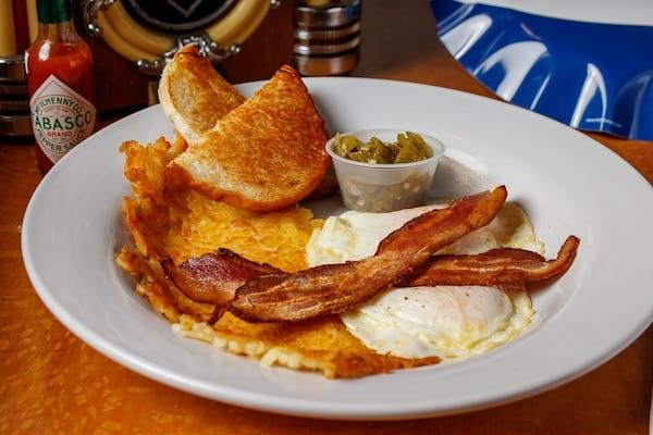 Jake's Breakfast Special
