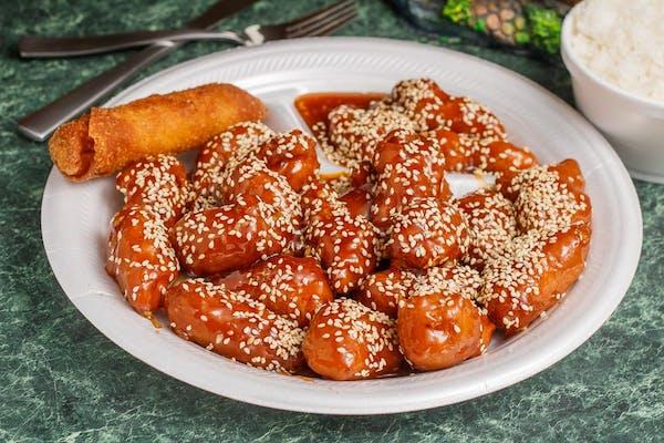 C2. Sesame Chicken