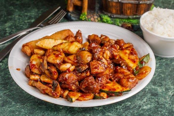 C14. Kung Pao Chicken