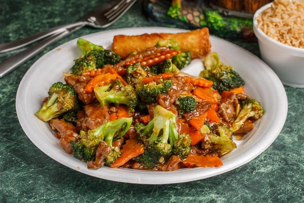 B3. Beef with Broccoli