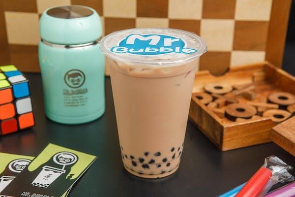 1. Classic Milk Tea
