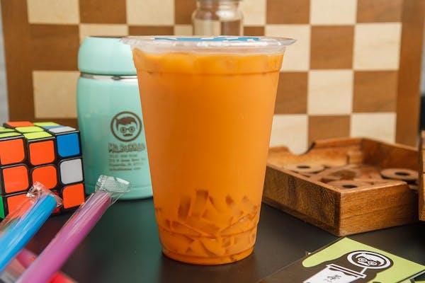 3. Thai Milk Tea