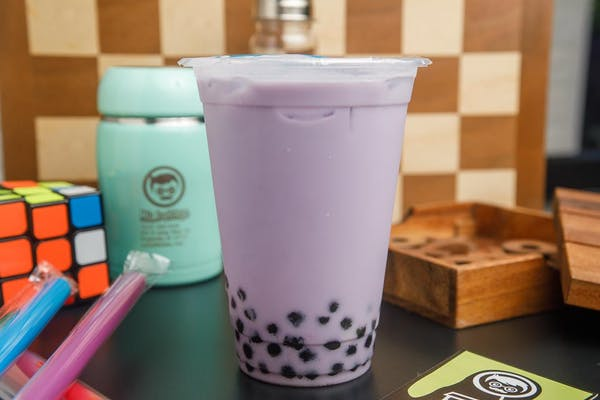 4. Taro Milk Tea