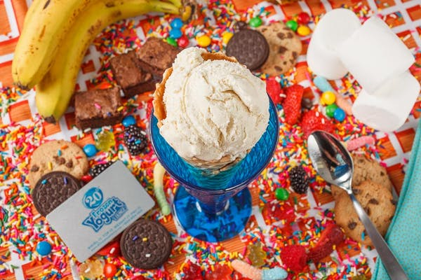 Vanilla Bean Hard-Scoop Ice Cream