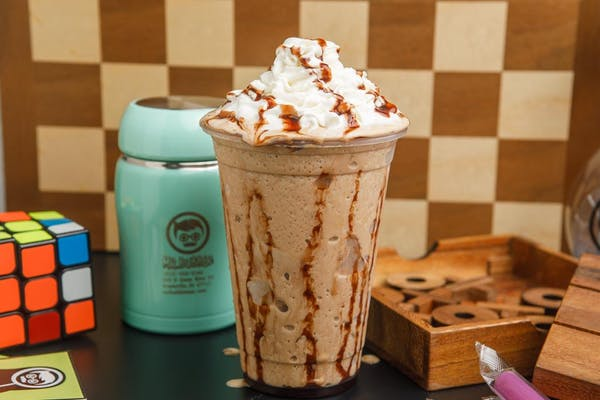 44. Cappuccino Smoothie