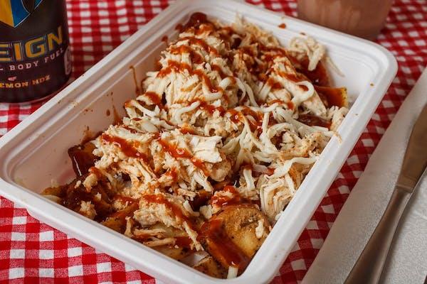 BBQ Chicken Potato Bowl