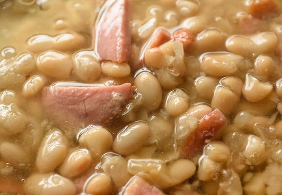 Ham & Beans or Stew Soup