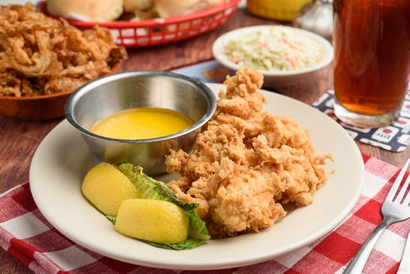 Southern Fried Lobster