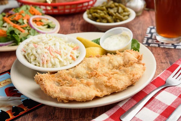 Southern Fried Whitefish