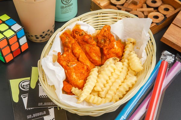 Air-Fried Wing Combo