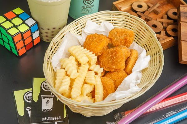 Air-Fried Nugget Combo