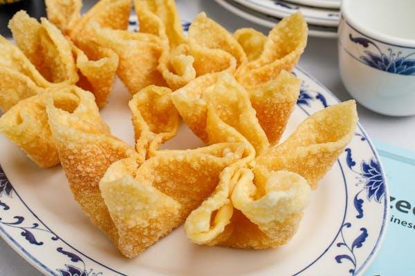 3. Crab Cheese Rangoon