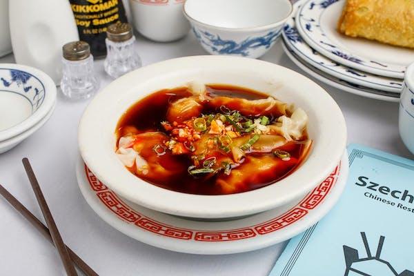 4. Szechwan Dumplings