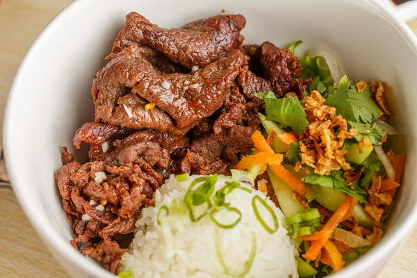 V5. Chargrilled Beef Vermicelli Bowl
