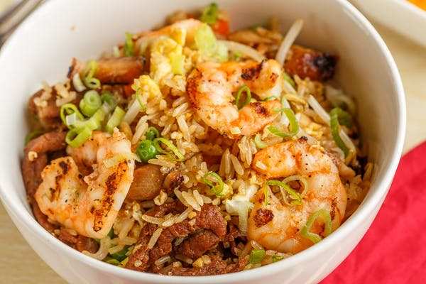 FR4. Combination Fried Rice