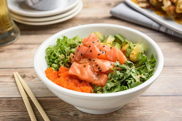 The Salmon Bowl